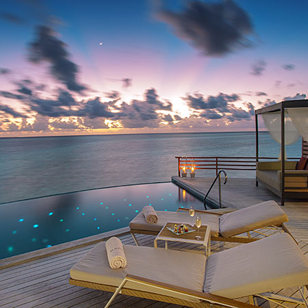 Travel PR for Baros Maldives