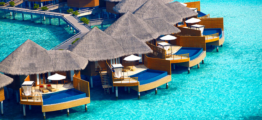 New Travel PR & sales Client BAROS, Maldives