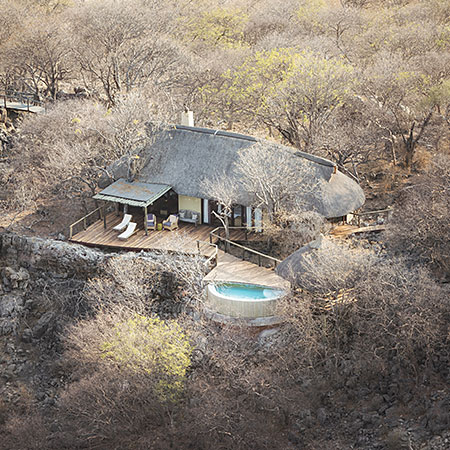 Hotel PR for Ongava Game Reserve